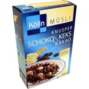 Kölln Müsli Schoko Keks Kakao
